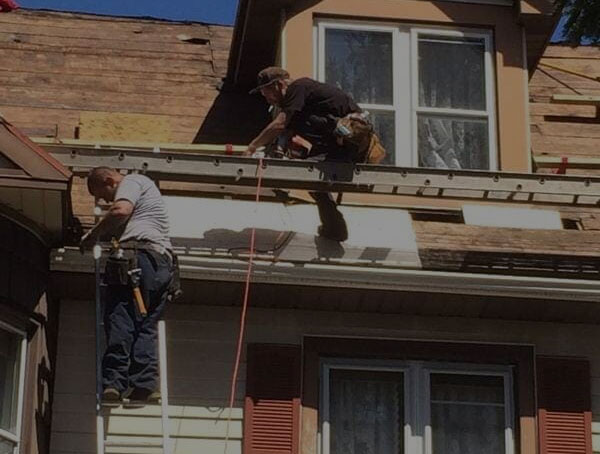 quality roofing results